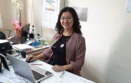 Uzman Aile Hekimi Kadirli'de Göreve başladı
