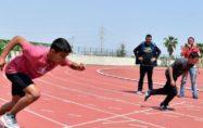 Sporcu eğitim merkezi seçmeleri yapıldı