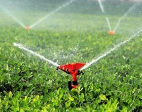 Bireysel sulama projelerine hibe desteği