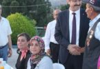 Toprakkale'de, şehit aileleri ve gaziler onuruna iftar