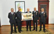 Jandarma Teşkilatının 180. kuruluş yıl dönümü