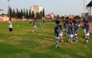 Kadirli'de Adana Demirspor Futbol Okulu açıldı