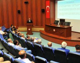 Osmaniye'de bağımlılıkla mücadele toplantısı
