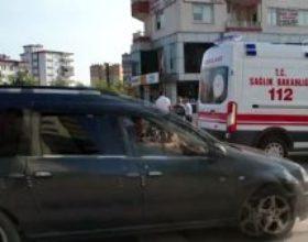 Kadirli'de trafik kazası: 1 yaralı