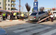 Bulvarda trafik kazası: 1 yaralı