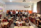 Milletvekili Durmuşoğlu'dan okul ve Müftülük ziyaretleri