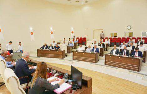 Katı Atık Bertaraf Birliği Encümen Toplantısı Yapıldı