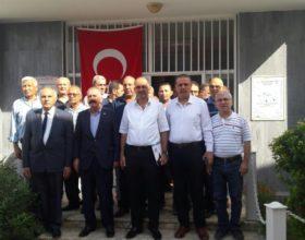 """""""Barış Pınarı Harekatına"""" odalardan tam destek.."""