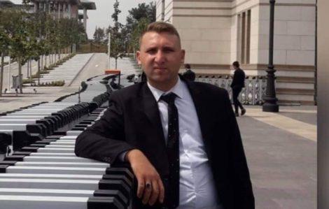 SUMBAS AK PARTİ GENÇLİK KOLLARI BAŞKANI ÇOBAN İSTİFA ETTİ