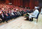 """Kadirli'de """"Peygamberimiz ve Aile"""" konferansı düzenlendi"""