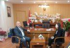 Vali Coşkun'dan Kaymakam İdil Özdemir'e Hayırlı Olsun Ziyareti