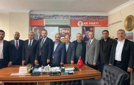 AK PARTİ'DE DELEGE SEÇİMİ