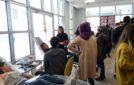 Üniversiteli öğrencilerden kan ve kök hücre bağışı