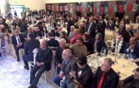 İYİ Partili Aydın, partililerle buluştu