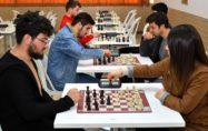 OKÜ'de satranç turnuvası düzenlendi
