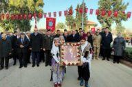 ATATÜRK'ÜN OSMANİYE'YE GELİŞİNİN 95'İNCİ YILI KUTLANDI