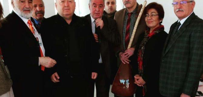 ASKEF Üyeleri   Kadirli'yi Ziyaret Etti