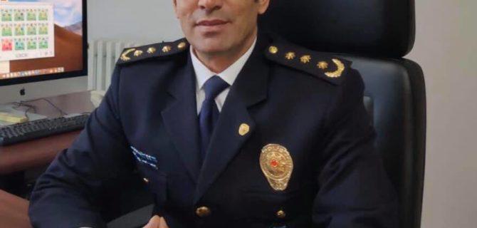 Hemşehrimiz Oktay Topal, Emniyet Genel Müdürlüğü'ne Müfettiş Olarak atandı