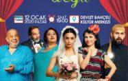 """""""BENCE HİÇ KOMİK DEĞİL"""" ücretsiz tiyatro oyunu PAZAR GÜNÜ"""
