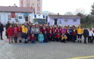 """OSMANİYE'DE """"MİNİK 112"""" PROJESİ"""
