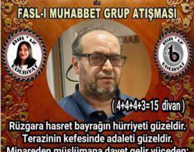 NURGÜL KAYNAR YÜCE İLE FASL-I MUHABBET GRUP ATIŞMASI