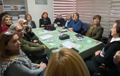 KAVAK Vakfı  Kadın Kolları Göreve Başladı