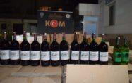 OSMANİYE'DE 4 BİN 616 ŞİŞE KAÇAK ALKOL ELE GEÇİRİLDİ