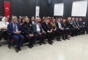 KADİRLİ'DE  1.TURİZM ÇALIŞTAYI YAPILDI