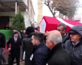 Eski milletvekili Türkoğlu'nun cenazesi toprağa verildi