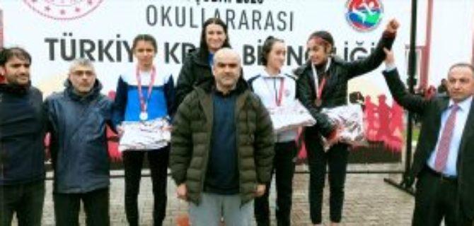 Türkiye Gençler ve Yıldızlar Kros Şampiyonası Osmaniye'de yapıldı