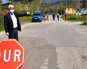 Osmaniye'de iki mahalleye giriş ve çıkışlar durduruldu
