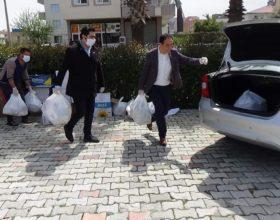 Kadirli'de TÜRKAV üyeleri yüzleri güldürüyor