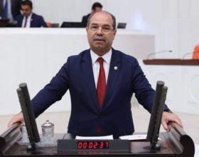 Osmaniye Milletvekili Mücahit Durmuşoğlu'nun Berat Kandili mesajı