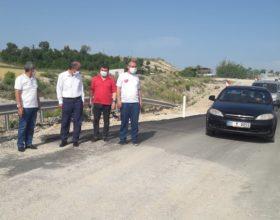 Kadirli-Andırın Karayolu Yeniden trafiğe açıldı