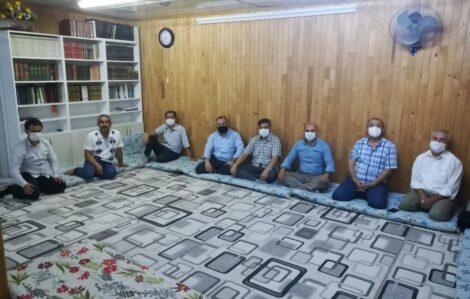 SİVİL TOPLUM PLATFORMU DEĞERLENDİRME TOPLANTISI YAPTI