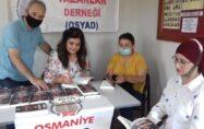 "EMEKLİ HEMŞİRE ""ROMAN"" YAZDI"