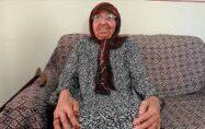"""108 yaşındaki Emine ninenin """"yaşam sırrı"""" doğal beslenme"""