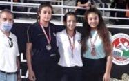 Osmaniyeli sporcular U18 Atletizm Şampiyonasından derece ile döndü