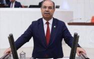 """Durmuşoğlu """"Kırsala yapılan yatırımın aynı zamanda Türkiye'nin geleceğine yapılan bir yatırımdır"""""""