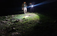 Baraj kıyısında bulunan el bombaları imha edildi