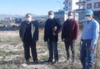 Kadirli'ye Şehit Sağlıkçılar Parkı yapılıyor