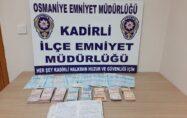 Emniyetten uyuşturucu ve asayiş uygulamasında yakalanan 3 şüpheli tutuklandı..