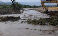 Sumbas'da yağış etkili oldu