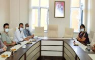 OKÜ, sağlık müdürlüğü işbirliği