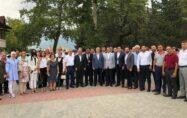 Ak Parti Osmaniye Milletvekili İsmail Kaya, Bayramı İlçe Ziyaretleriyle Geçirdi