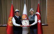 Kırgızistan-Türkiye Manas Üniv. ile Karşılıklı Akademik İşbirliği Protokolü İmzalandı