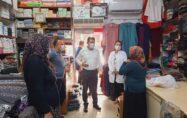 """Kadirli Kaymakamı Ahmet Arık: """"Kadirli'de ciddi anlamda vaka artışı var. Aşı olalım, kurallara uyalım"""""""