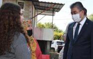 Vali  Yılmaz, 15 yaşındaki engelli Mihrican Bardak'ın protez kol hayalini gerçekleştireceklerini belirtti.