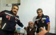 Mantar toplarken kaybolan vatandaşı jandarma ve AFAD ekipleri buldu